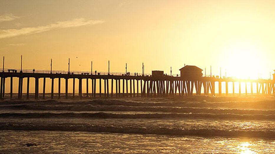 Schau dir das Surfcamp California an!