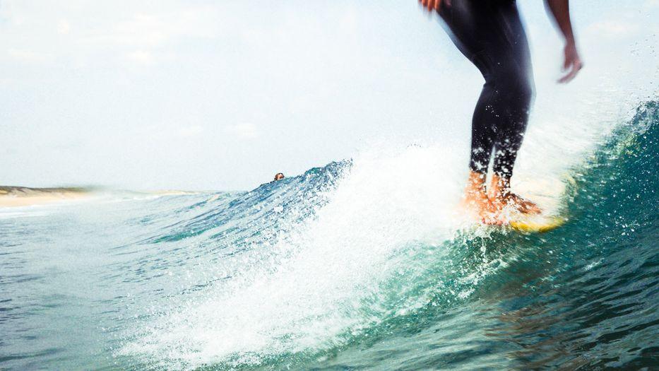 Surf Course Santa Cruz film!